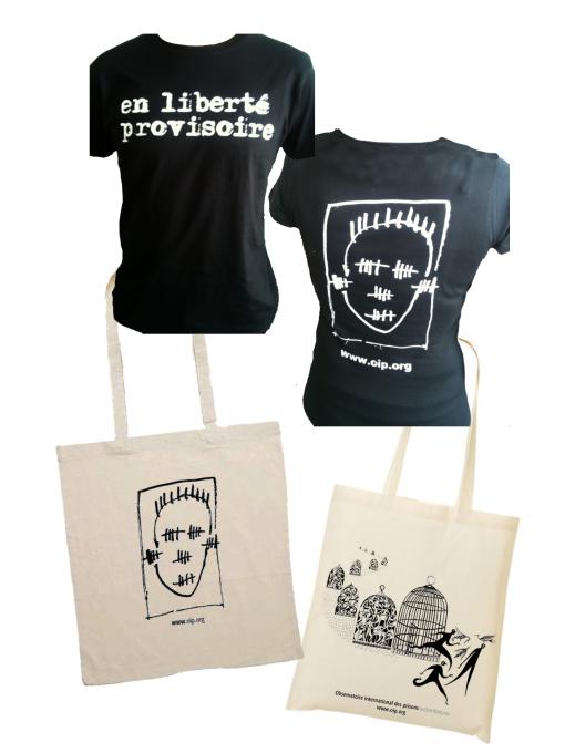 T-shirts et sacs