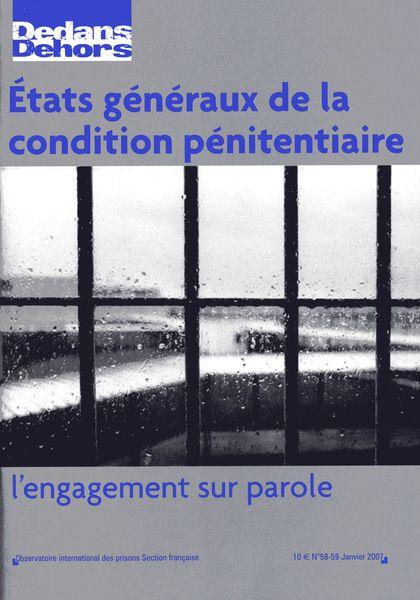 Dedans Dehors n°058-59